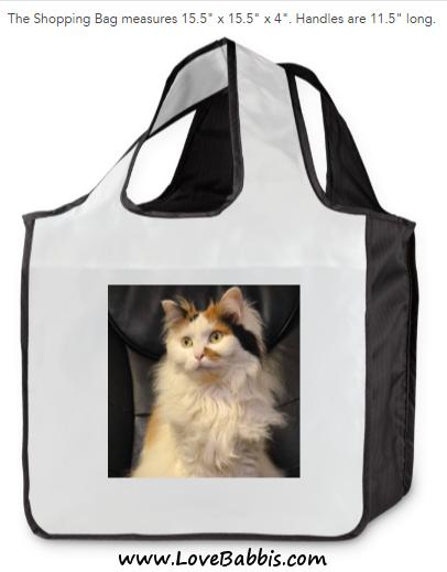 LoveBabbis Reusable Shopping Bag