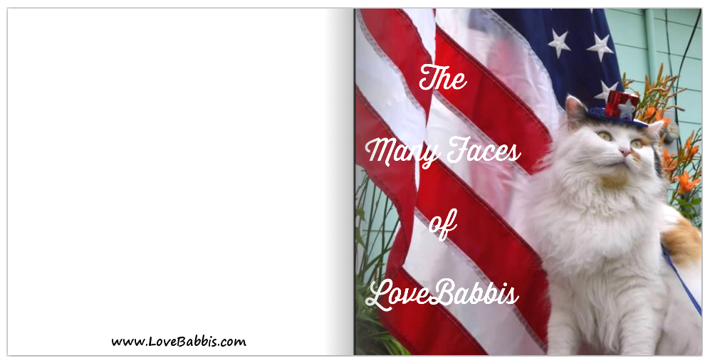 "LoveBabbis Photo Book Hardcover 8"" by 8"" (20 Pages) Title Page"