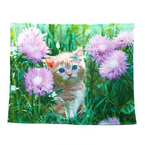 Cute Kitty Blanket
